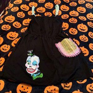 Creepy Vintage Clown Halloween Dress